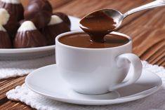 Chocolate quente (várias receitas)
