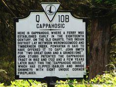 Cappahosic House, Gloucester, VA Gloucester Virginia, Virginia History, Plantation Homes, Colonial Williamsburg, Historical Sites, Washington Dc, 18th Century, Maryland, American History