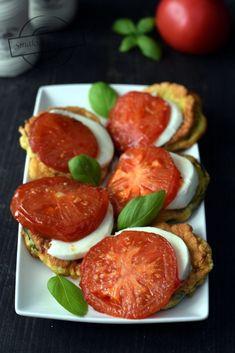 Mozzarella, Vegetables, Veggie Food, Vegetable Recipes, Veggies