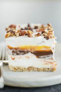 Mountain Mama Icebox Cake | Brown Eyed Baker | Bloglovin'
