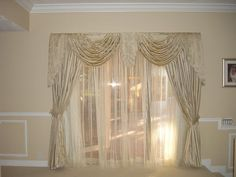 Let your draperies show your style