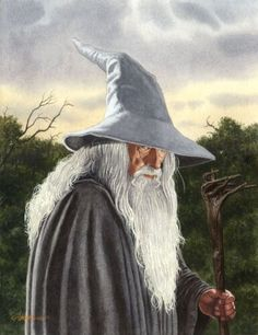 lord of the rings artwork Minas Tirith, Gandalf Tattoo, Character Sketches, Outdoor Art, Art Challenge, Fantasy Characters, Intj Characters, The Hobbit, Hobbit Art