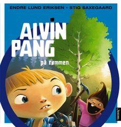 Alvin Pang bor sammen med mamma, lillesøster Elvira og stefaren Freddy i en nedlagt brannstasjon. Han har store planer og drømmer, men det går ikke alltid helt som han har tenkt. Mens han selv er skikkelig og litt veslevoksen, er lillesøsteren uredd og rett på - og med et stort smil om munnen. Akkurat det blir noen ganger litt for mye for Alvin. Lund