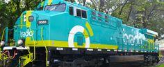 A GE Transportation fez a entrega de três locomotivas Dash9 com índice de nacionalização superior a 50%. As máquinas, fabricadas em Contagem (MG), integram o Plano de Nacionalização Progressiva (PNP), assinado com o BNDES.