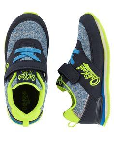 c630e46319d OshKosh Athletic Sneakers. Cute Boy OutfitsToddler OutfitsKids ...