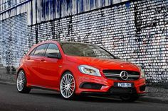 A 45 AMG lands in Oz from $74,900
