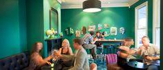 The Green Room Image #kiwihospo #DuxDine #KiwiBars #KiwiRestaurants #KiwiCafes