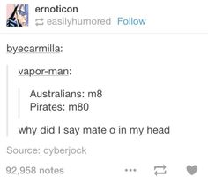 It took me a while to realise it was m-eighty, first I was like mate o? The fuck is mate o then realization struck me and I was like OOOOOOOOOOHHHHHHHH.