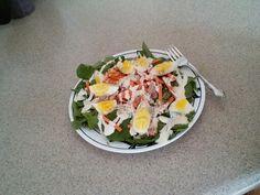 Vegetables salad :)