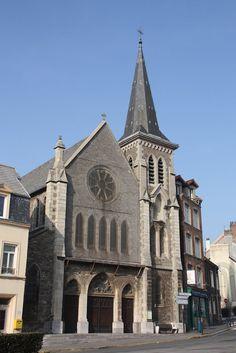 Eglise Saint Michel. Boulogne-sur-Mer. Nord-Pas-de-Calais