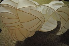 Image result for reed and tissue paper sculpture
