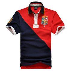 ralph lauren outlet store online Aeronautica Militare Short Sleeve Men's Polo Shirt Navy Red http://www.poloshirtoutlet.us/