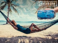 Vagaborn Superhængekøje - transportable og let at bære! Camping Gadgets, Camping Gear, Outdoor Furniture, Outdoor Decor, Van Life, Hammock, Hiking, Cool Stuff, Israel