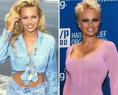 The Cast of Baywatch Then and Now. Pamela Anderson (C.J Parker). The most memorable star from Baywatch was also the Playboy Playmate of the...