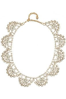 perfect sparkly necklace - $115