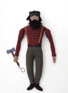 Mimi Kirschner - Lumberjack 1A
