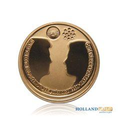 Nederlands Gouden Euro Tientje munt