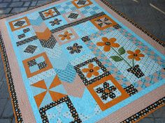 Pattern by Green Fairy Quilts