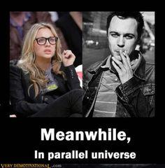 Penny + Sheldon