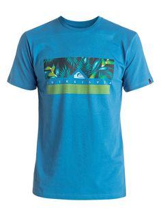 Classic Jungle Box - Camiseta 3613372377136 | Quiksilver