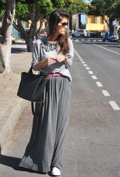 Trendy Long Skirt Idea (3)