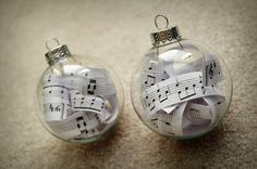 April's Creative Corner: DIY Christmas Tree Ornaments