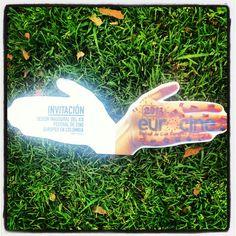 Invitación Eurocine2013