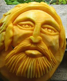 carved fruit and vegetables ideas - Google Search