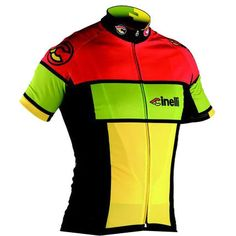 Buy your Cinelli Very Best Of 79 Short Sleeve Jersey - Internal from Wiggle. Cycling Jerseys, Motorcycle Jacket, Kit, Sleeves, Jackets, Fashion, Down Jackets, Moda, Fashion Styles