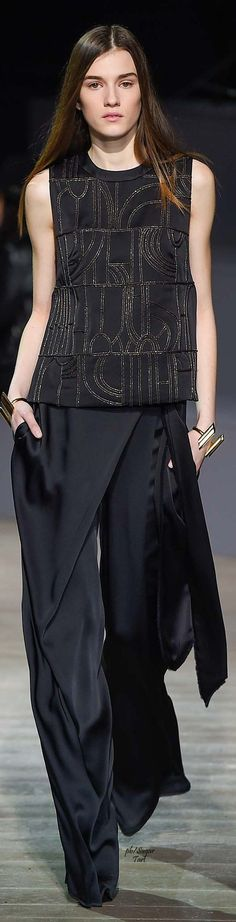 Maiyet.         Fall 2015.           Ready-To-Wear.