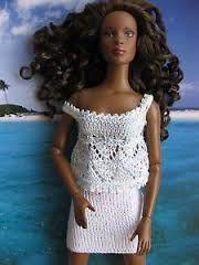 Bildergebnis für barbie kleid genäht