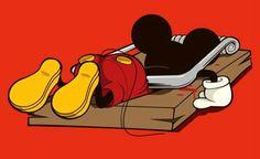 y el ratón cayo en la trampa..