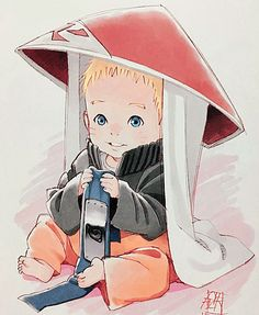 Naruto is so cute here :33