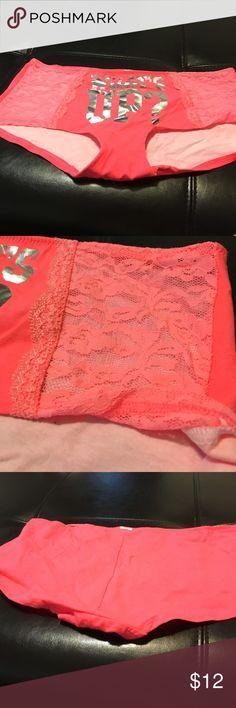 Victoria's Secret PINK cheeksters underwear NEW Brand new without tag. No trades. PINK Victoria's Secret Intimates & Sleepwear Panties