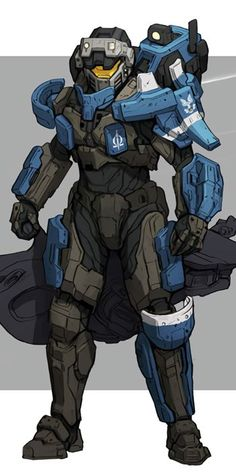 I really hope that we have this level of customization in Halo Infinite. Character Concept, Character Art, Character Design, Armadura Do Halo, Armor Concept, Concept Art, Halo Armor, Halo Spartan Armor, Halo Series