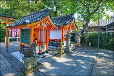 https://flic.kr/p/GafzMg | Sumiyoshitaisha Sinto Shrine precinct.
