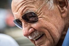 The Workhorse | 23 Senior Citizens Who Don't Give A F*@k  I dont see a need to retire, as long as Im having fun--STAN LEE