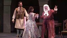 The Barber of Seville (Rossini). Set in Spain. Opera Buffa. Comedy. Main Characters are Figaro (Barber) & Rosina.