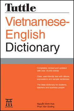 It is designed primarily for the growing number of students of Vietnamese who need a good and reliable Vietnamese–English dictionary. Although it is targeted mainly at English speakers and other non–native users who need to learn Vietnamese, it can also be used by Vietnamese speakers who are learning or need to know English.