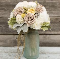 Alternative Wedding Bouquets