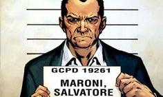 "Salvatore ""The Boss"" Maroni Joins Gotham http://dccomicsnews.com/2014/08/05/salvatore-maroni-joins-gotham/"