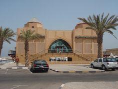 Starbucks...  Fa'haheel, Kuwait.... sits right on the beach....