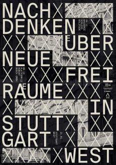 Nachdenken über neue Freiräume in Stuttgart West