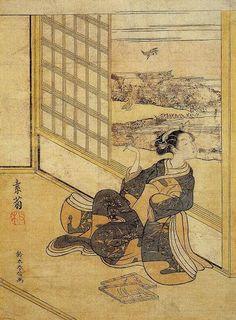 千葉美術館で「江戸浮世絵巻」展を観た!の画像 | とんとん・にっき