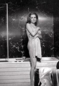 Luciana Paluzzi - 'Thunderball' - 1965