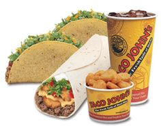 Taco Johns - Potato Ole Recipe