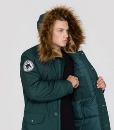 ALPHA INDUSTRIES Jacke »Polar Jacket«