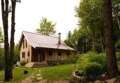 27x28 Energy Star Timber Frame Home 1