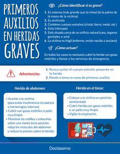 #PrimerosAuxilios en Heridas graves http://www.doctissimo.com/mx/salud/consulta-medica/primeros-auxilios/heridas-graves