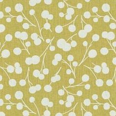 Thom Felicia at Calico Corner. This burnet in citron (or ink or ocean) would be gorgeous in my living room somehow. I'm dreaming of a lovely upholstered chair.